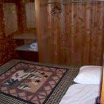 Cabin 1 bedroom 1